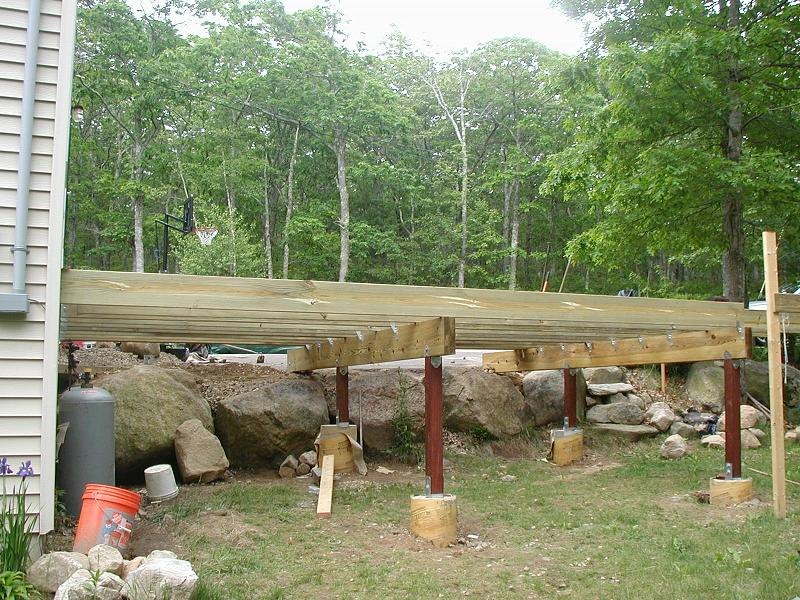 on Pier And Beam Cabin Foundation Plans
